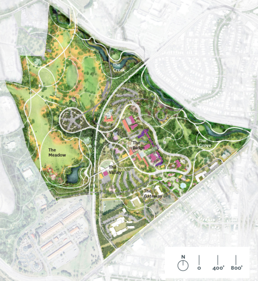 Final Site Plan Graphic