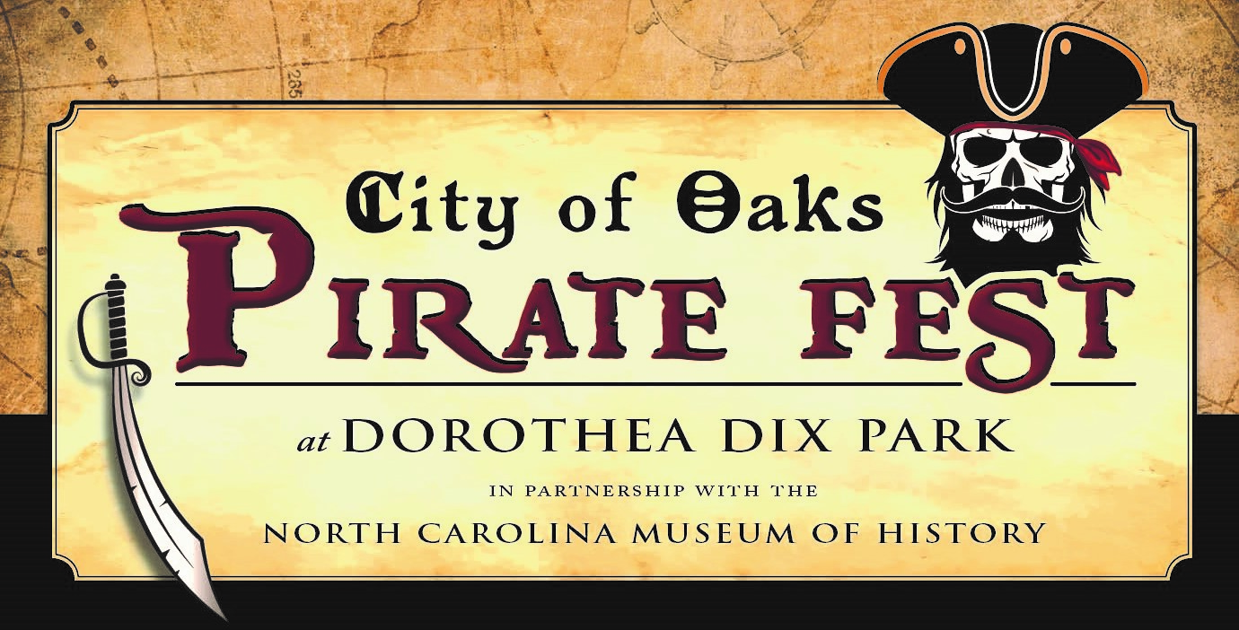 City of Oaks Pirate Fest logo