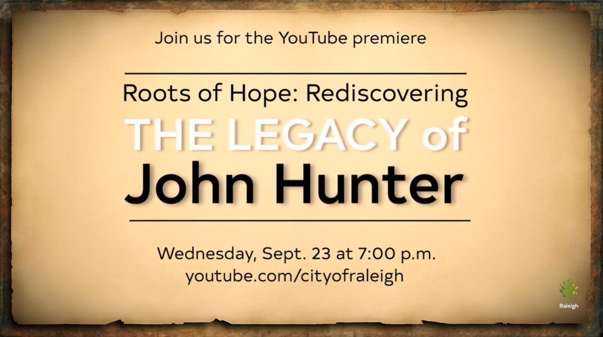 Roots of Hope title slide